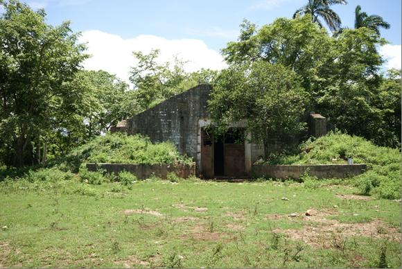 Nucleaire opslagbunker in Cuba