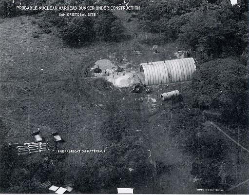 San Cristobal Nuclear warhead storage-1