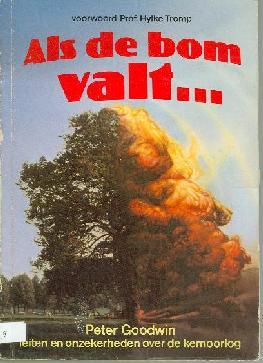 Kaft boek als de Bom valt-Peter Goodwin