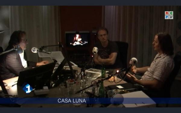 Screenshot uitzending 1 - 25-07-2013