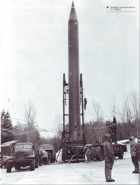 SS-4 in lanceerpositie