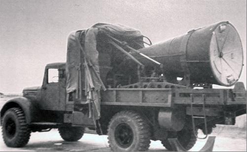SS-4 kernkop vervoer